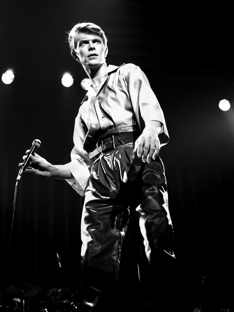 Regent Street App Promotes Bowie Exhibition