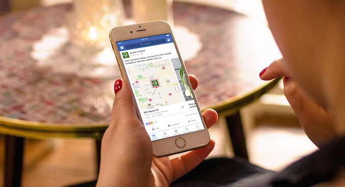Facebook Introduces Store Visit and Purchase Metrics for Location-based Ads