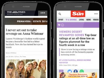 News UK The Sun & Times
