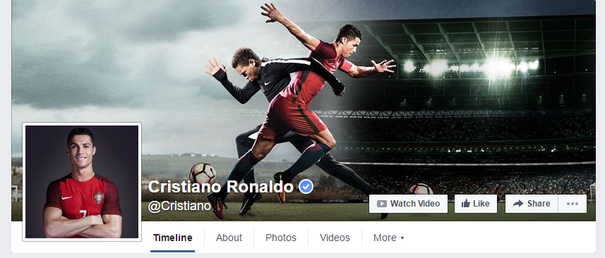 Facebook Names Biggest Football Personality on Social