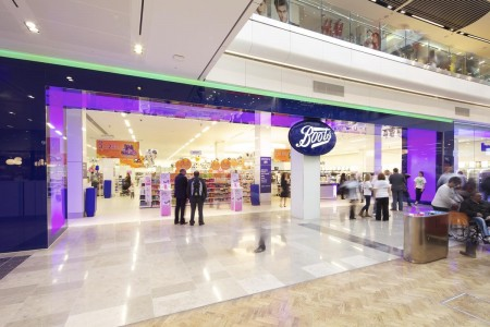 boots store exterior