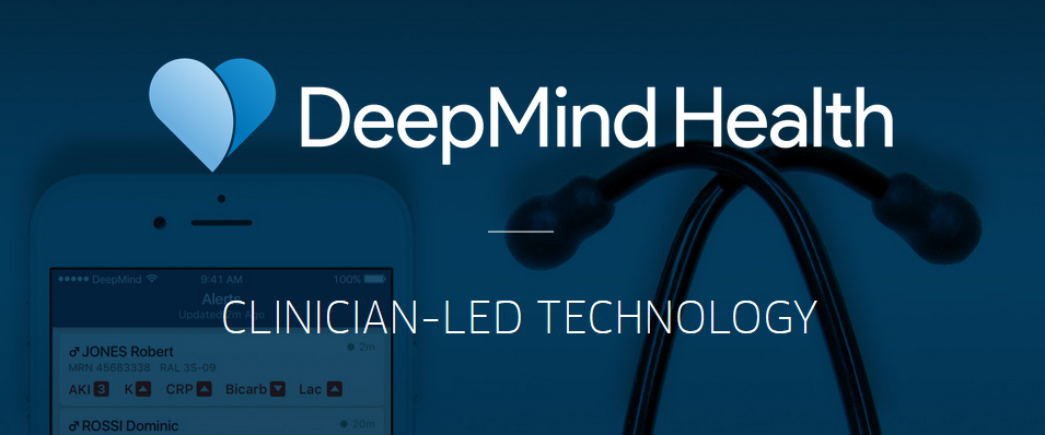 Google Sets Sights on NHS with AI-driven Apps