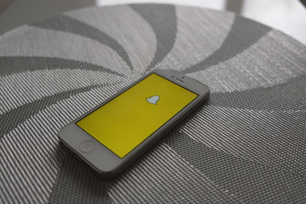 Snapchat Working on Hardware Product?