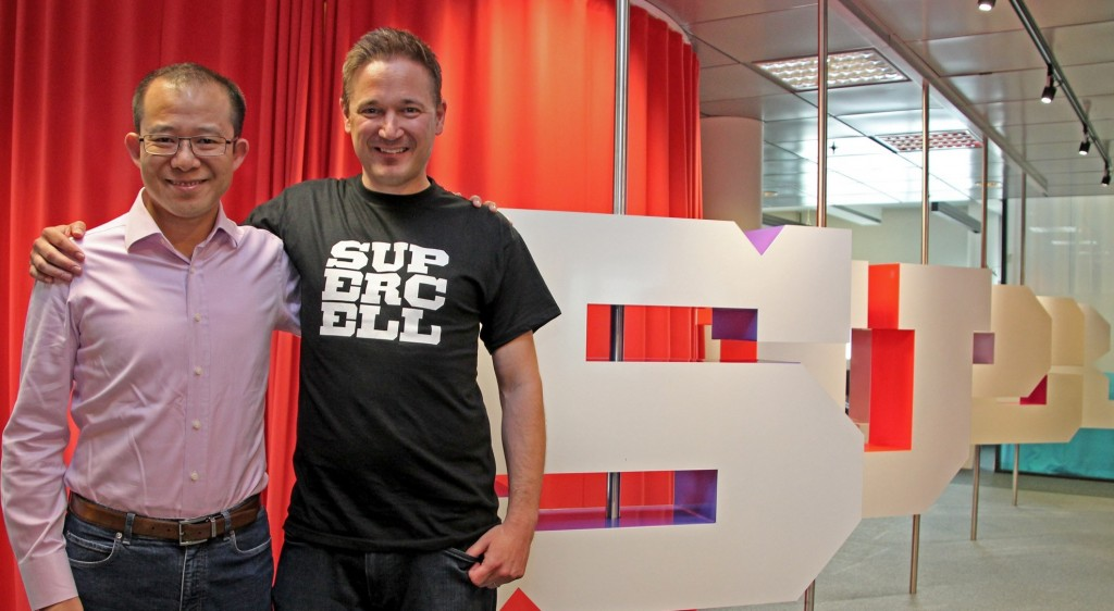 TenCent Buys 'Clash of Clans' Maker Supercell from SoftBank