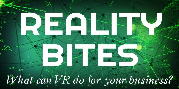 Reality Bites Aims to Unlock VR for Businesses