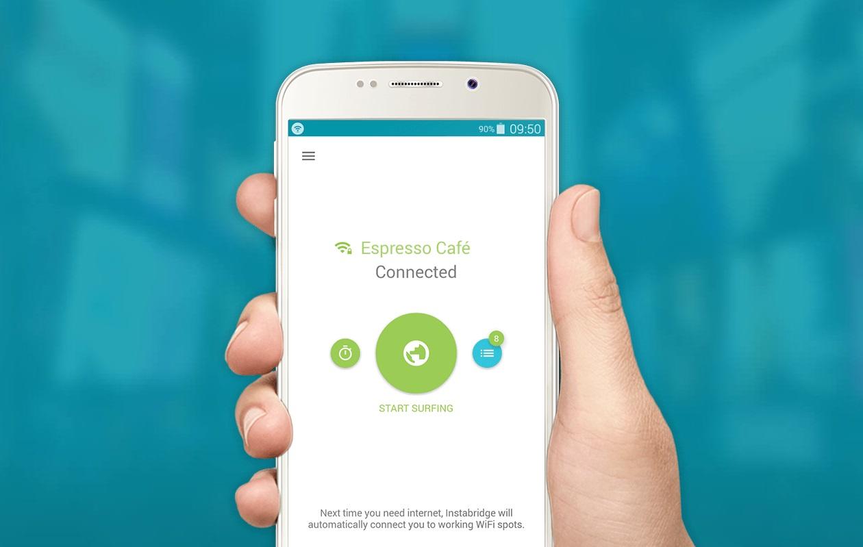 Wi-fi Sharing App Instabridge Secures $1m in Funding