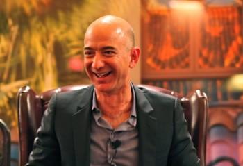 Jeff Bezos, Amazon CEO