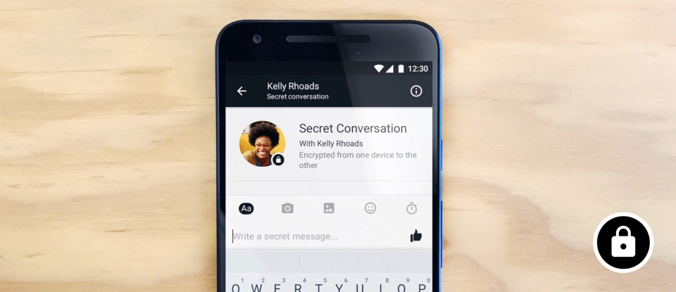 Facebook Adds End-to-end Encryption to Messenger