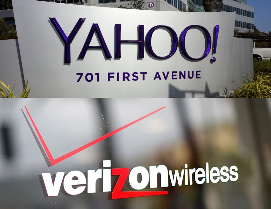 Yahoo and Verizon Ready to Announce $4.8bn Sale
