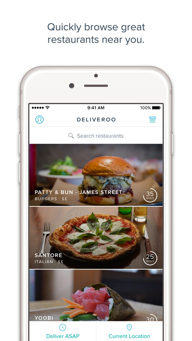 Deliveroo Secures $275m
