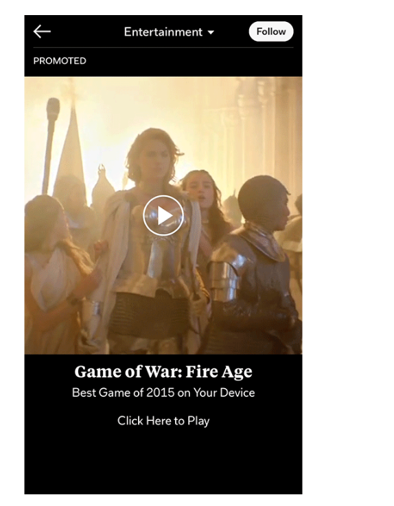 Flipboard Adds Vertical Video to Cinema Loop Ad Unit