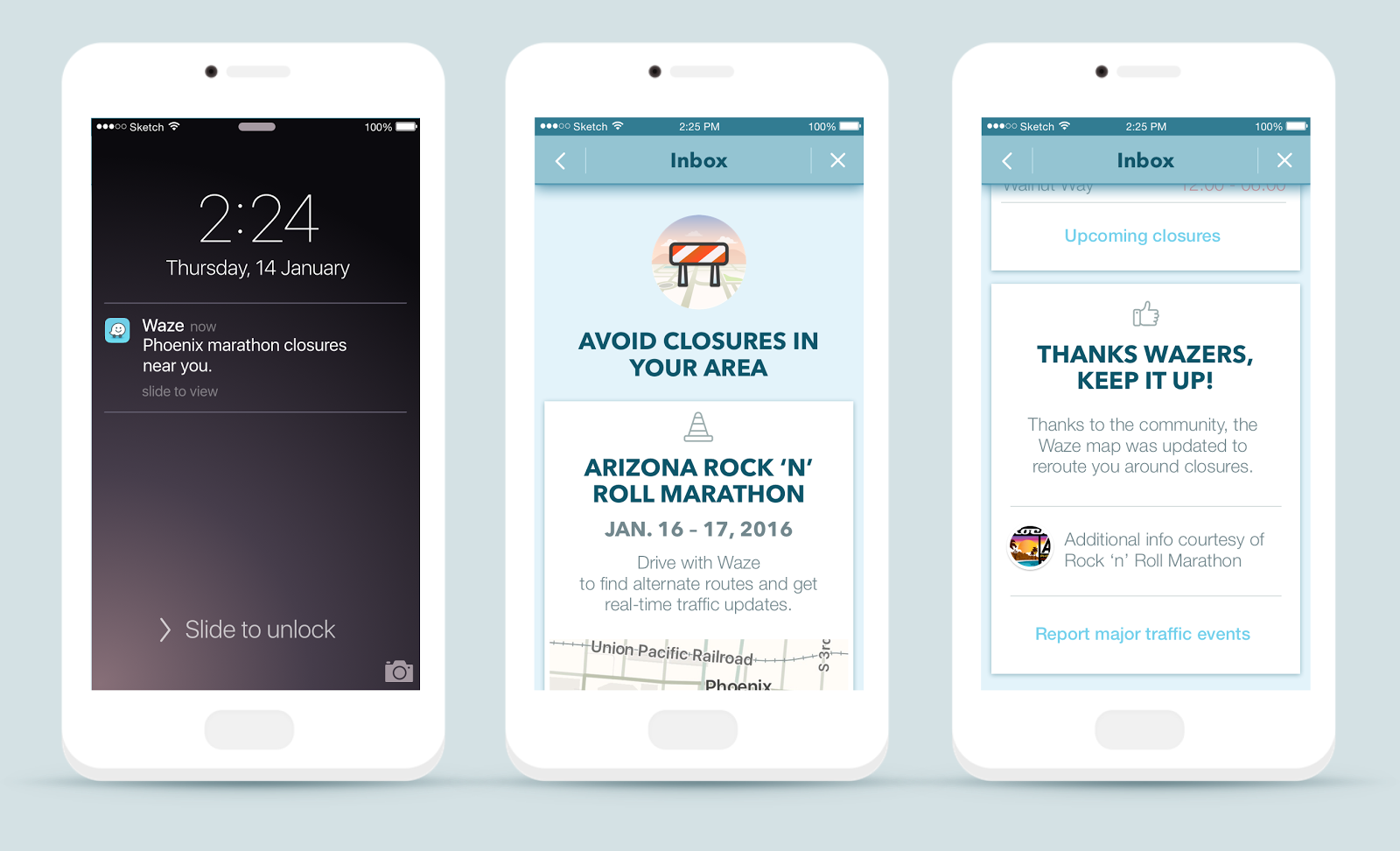Waze Launches Partner Program to Avoid Concert Traffic