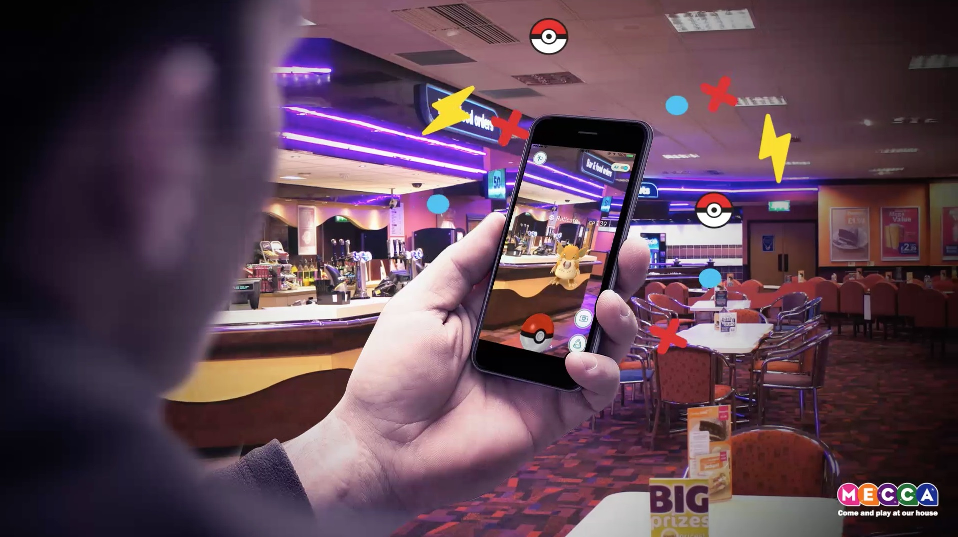 Mecca Bingo Pokémon Campaign Attracts Younger, Male Audience