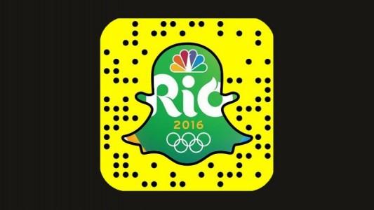 Olympic Snapchat
