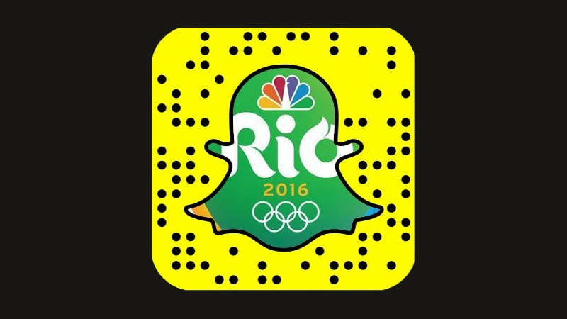 Snapchat Goes for Gold with 50m Olympic Views