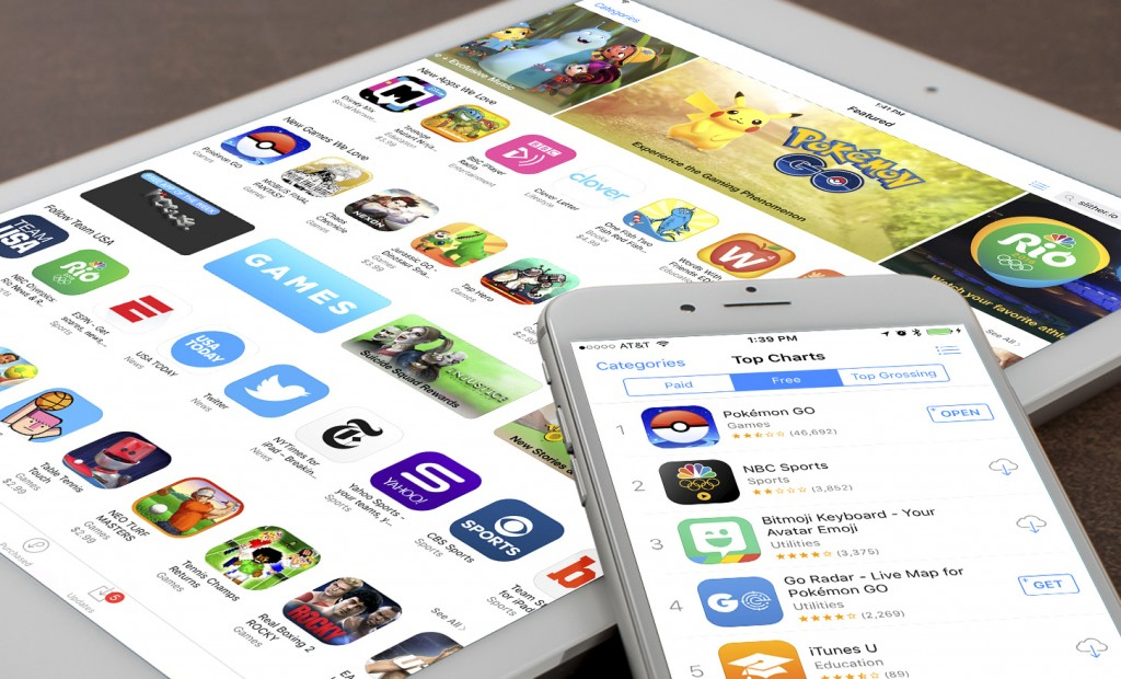 Pokemon Go App Store dominance