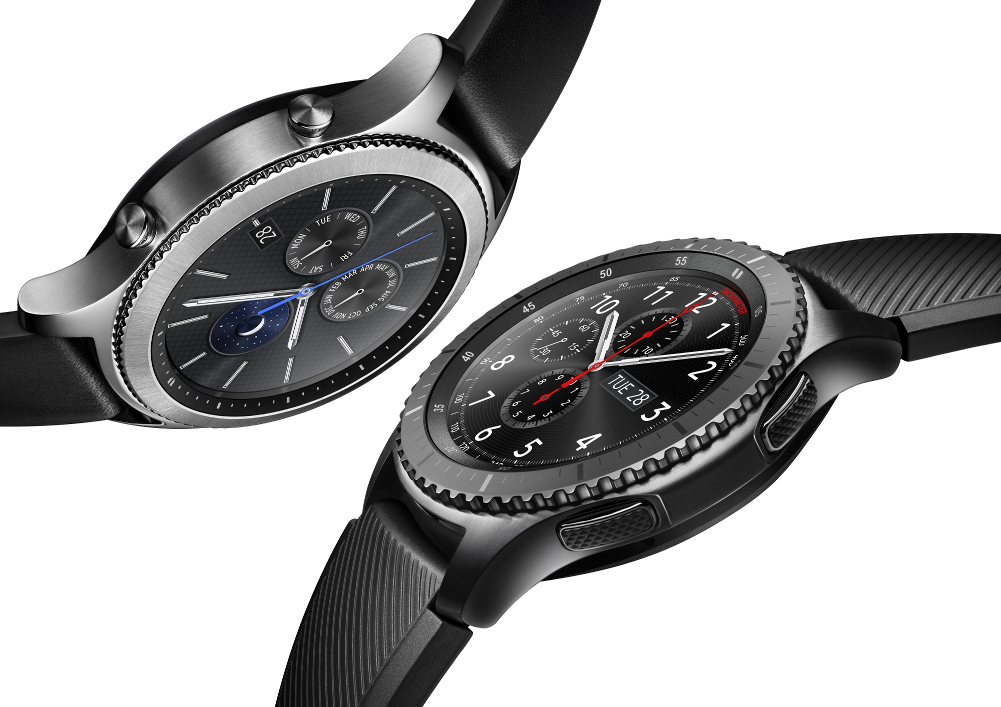 Samsung Finally Brings iOS App for Gear Smartwatches