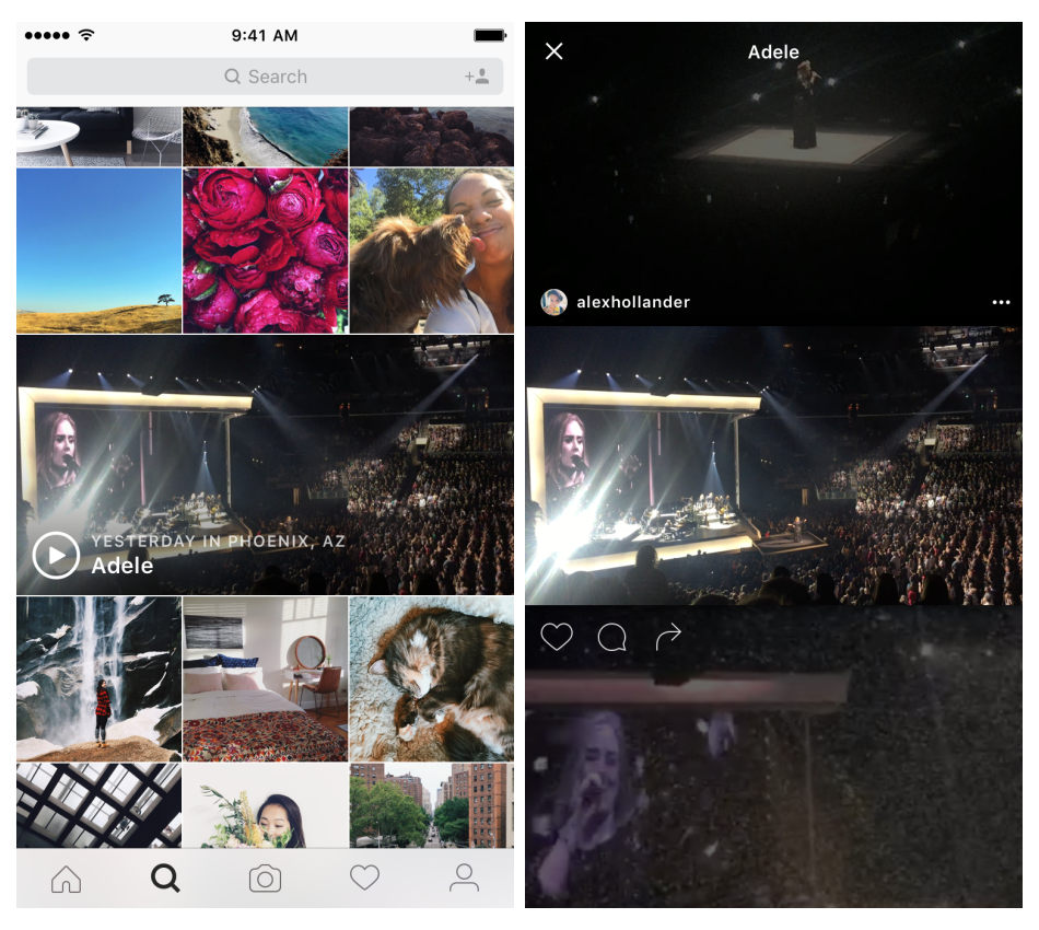 Instagram Unveils Event Channels