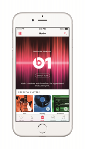 Apple Music Beats 1 iPhone