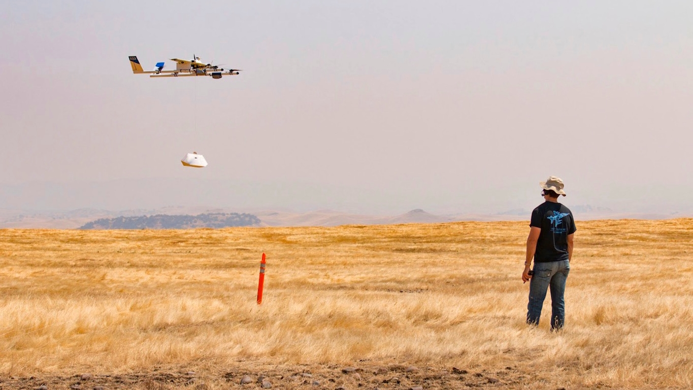 Alphabet Partners with Chipotle to Test Drone-delivered Burritos