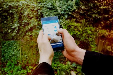 O2 smart home service app