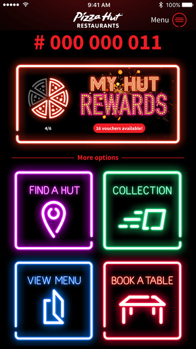 Pizza Hut Rolls Out Loyalty App