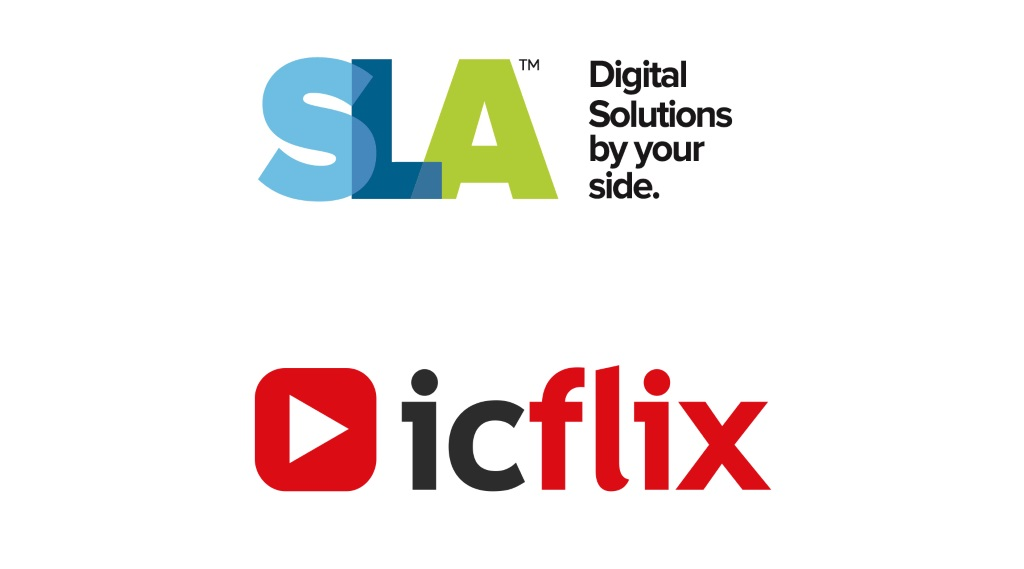 SLA Digital Partners with ICFlix
