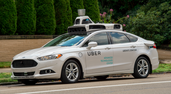 Uber Launches Self-driving Vehicle Pilot