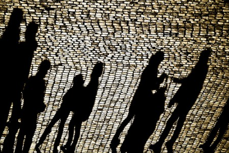 Shadows identity anonymous