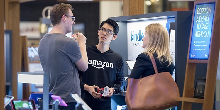Amazon Planning 100 Pop-up Stores in US