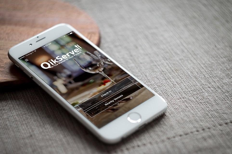 QikServe Closes £2.7m Funding Round