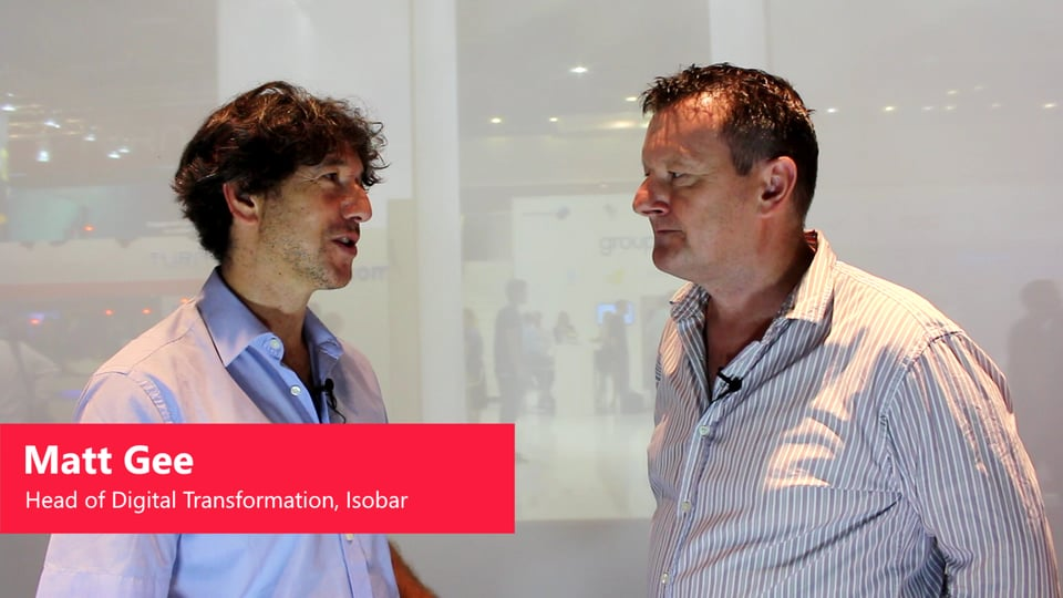 Dmexco 2016 - Isobar