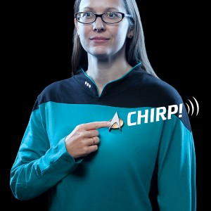 stng combadge think geek