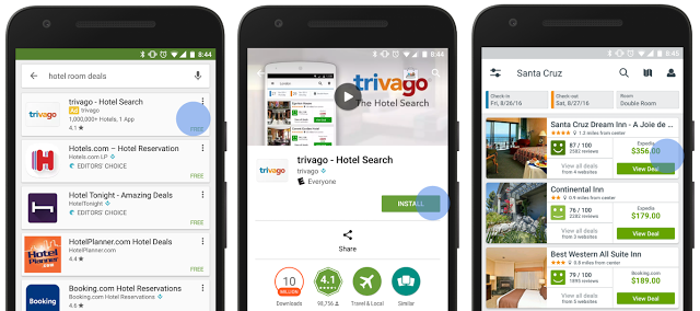 Google Reveals New App and Video Ad Features