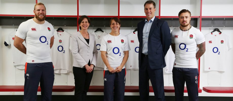 O2 Extends Partnership with England Rugby