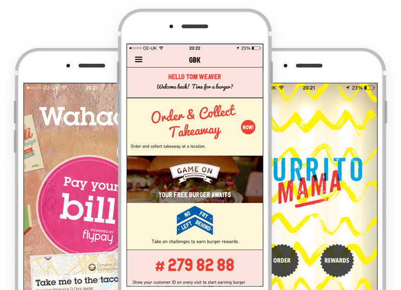 Just Eat Invests £3.5m in FlyPay to Bring Mobile Takeaway and Restaurant Ordering Closer
