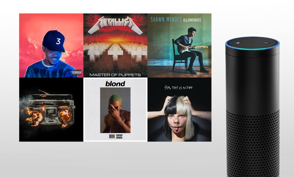 Amazon Throws Hat Into Music Streaming Battle