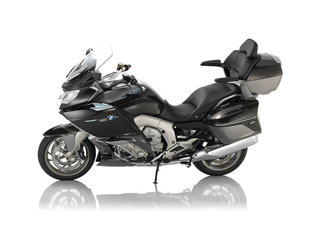 BMW Launches its First SIM-equipped Motorbike