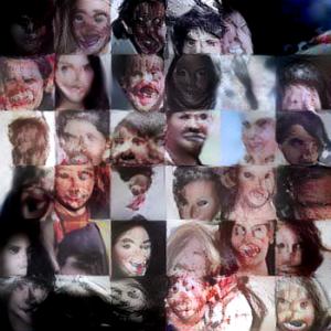 nightmare machine faces