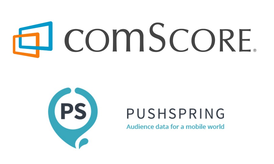 PushSpring and comScore Partner for Improved Audience Data