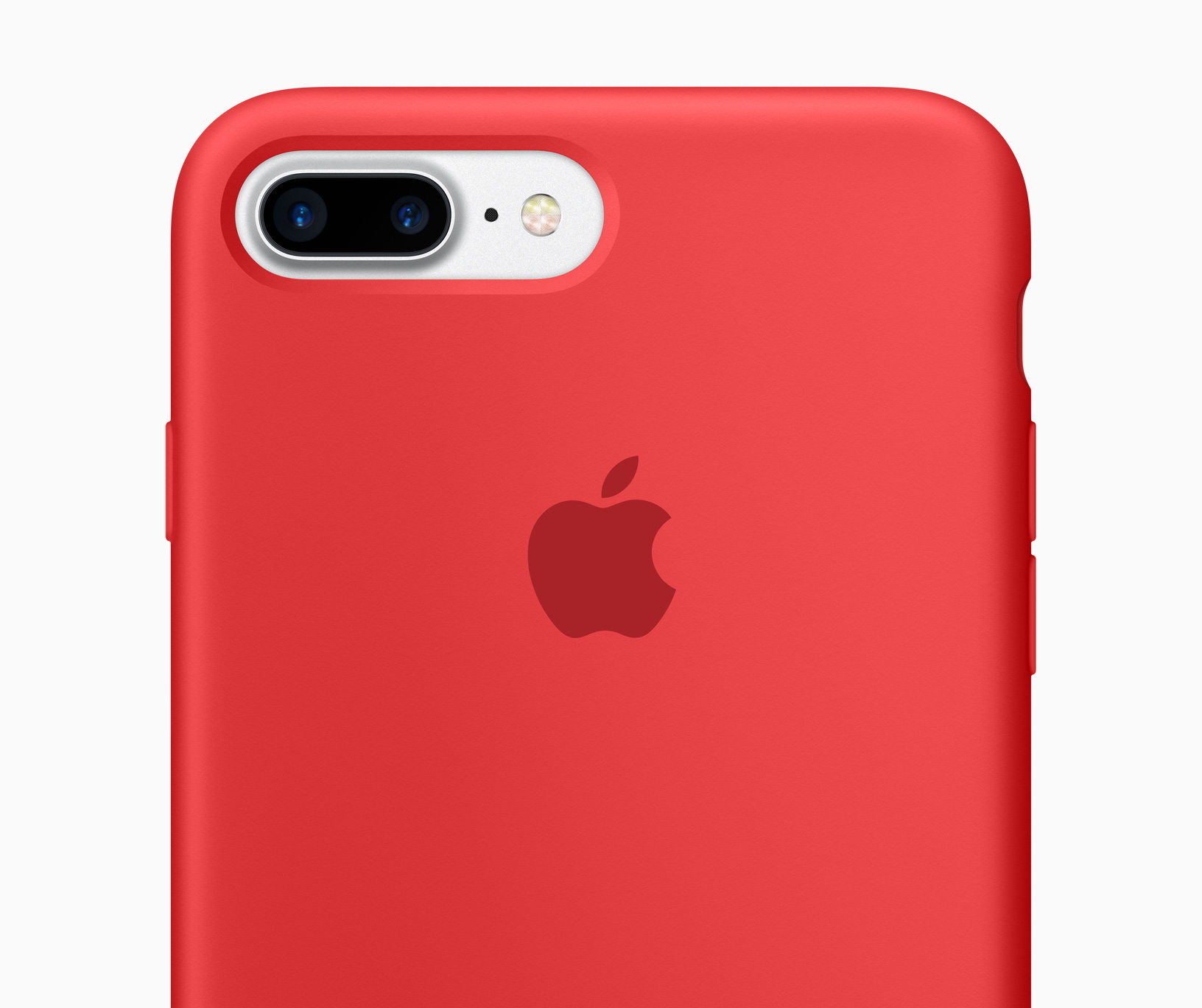 Apple Goes Red to Help Fight AIDS