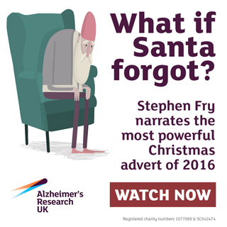 Alzheimer's Charity Turns to Beacons for 'Santa Forgot' Christmas Campaign