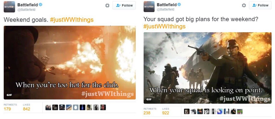 EA Apologises for World War One Twitter Campaign