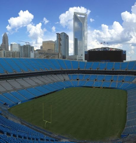 Carolina Panthers Upgrades Wi-fi to Improve Fan Engagement