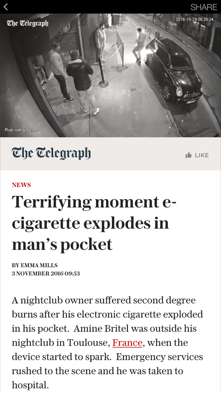 Telegraph Looking to Make More Money From Facebook Instant Articles
