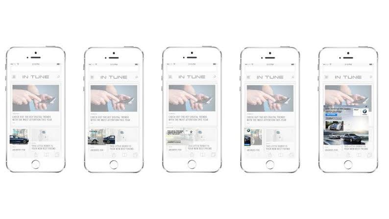 Undertone Launches Expandable Teaser Ad Unit
