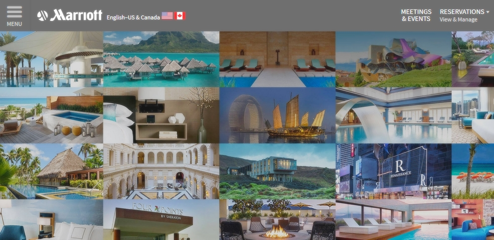 Marriott Teams up with GoInStore for Virtual Tours