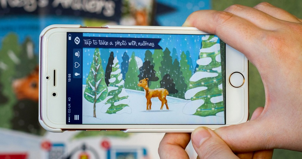 Center Parcs Uses AR to Bring the Star of its Storybook to Life