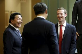 mark zuckerberg china facebook