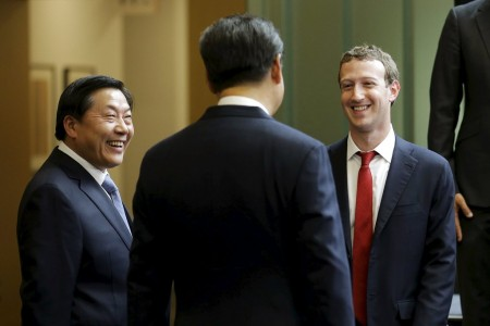 Facebook developing censorship software for China